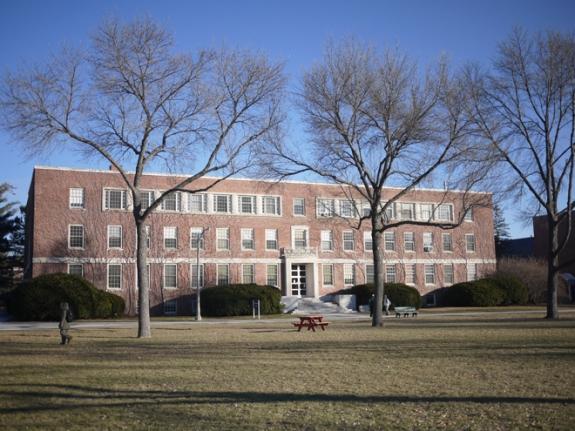 Boardmann Hall, University of Maine